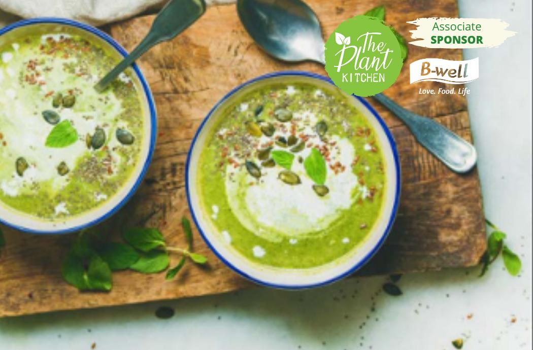 Green Power Ranger Soup